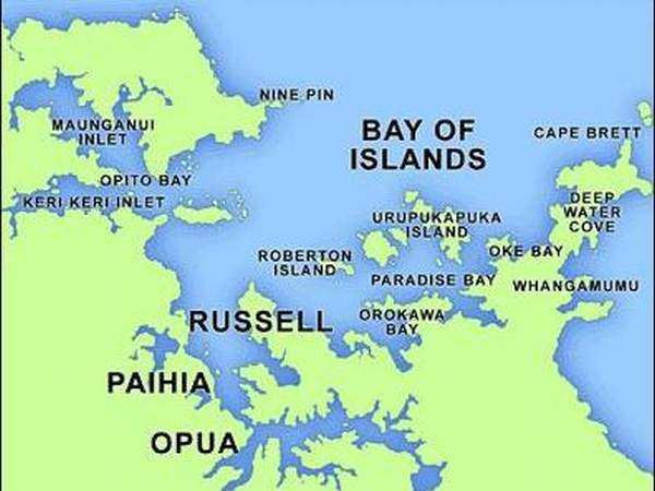 in New Zealand